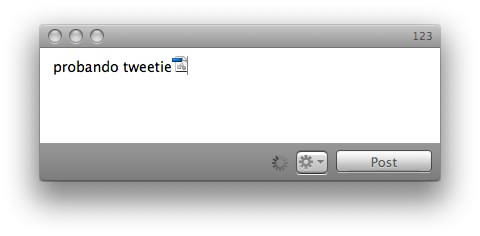 Adium esta por presentar soporte para Twitter 3