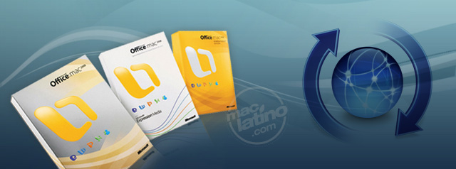 Descargas de Microsoft Office 2008 12.1.3 y Office 2004 11.5.2 disponibles 5