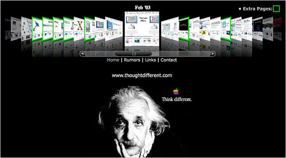 Searchme.com el buscador visual al estilo Cover Flow 3