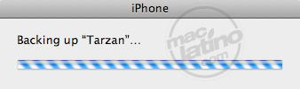 Proceso de instalación del software 3.0 para el iPhone 9