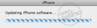 Proceso de instalación del software 3.0 para el iPhone 17
