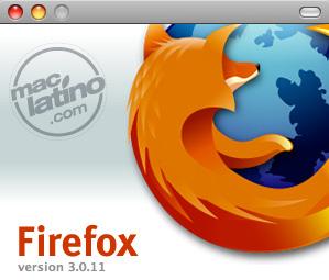 Disponible para descarga, Firefox 5.0 beta para Mac 7