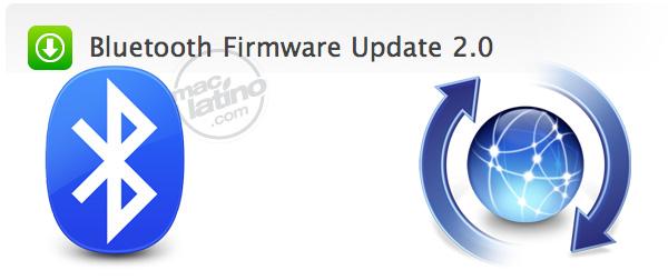 Bluetooth Firmware Update 2.0 1