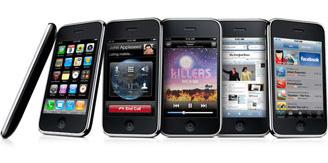iPhone 3G S en EUA agotado para su lanzamiento 1
