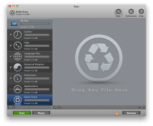 App Review: El Utilísimo Clean My Mac 1