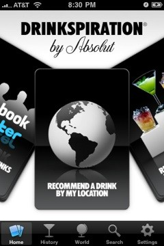 Drinkspiration by Absolut 1