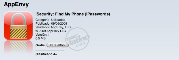 Apple lanza una nueva versión de Mobileme Mail en Beta 6