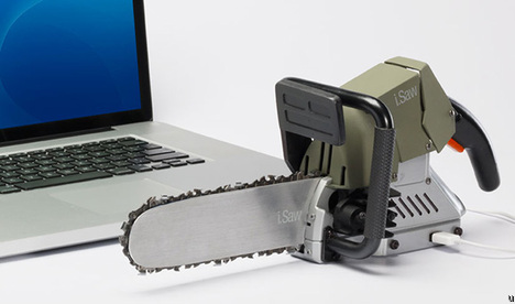 isaw-usb-chainsaw