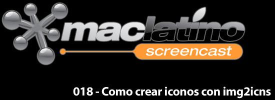 018 - Como crear iconos con img2icns 1