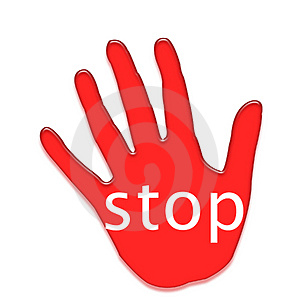 stop simbol
