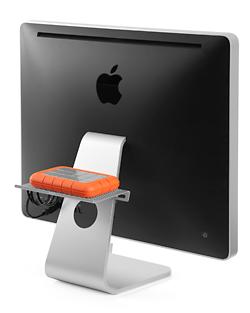 Curiosidad: Mochila para tu iMac