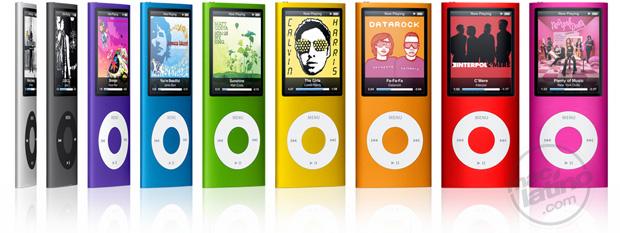 Motorola prepara un reproductor MP3 tipo reloj, para competir con el iPod Nano 6