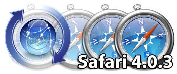 Descarga Safari 4.0.3 para Mac OS X y para Windows 1
