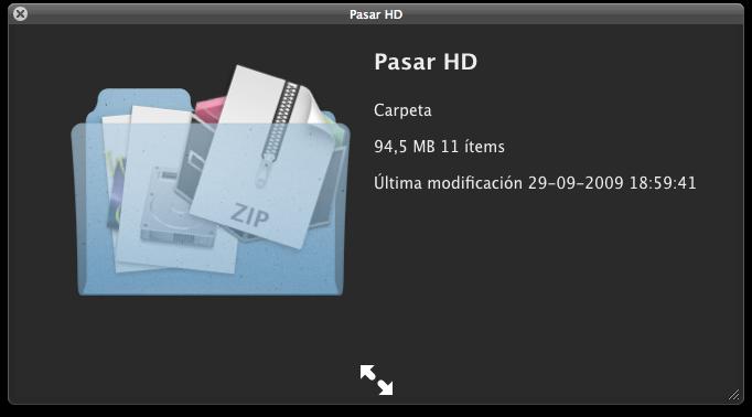 013 - Grabación de CDs y DVDs con archivos, música y fotos en Mac OS X 2