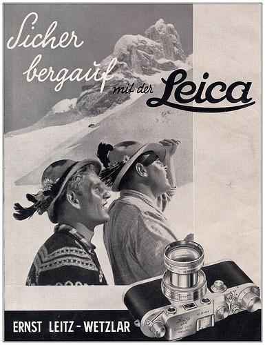 Vintage de Camaras