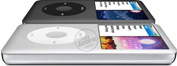 iPods classic de 160 GB 1
