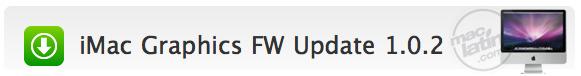Descarga el MacBook Pro EFI Firmware Update 1.3 para actualizar el firmware de las MacBooks Pro 3