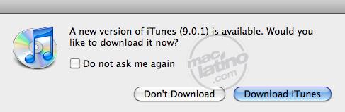 Apple lanza iTunes 5 con nuevas funciones y cambio de imagen, descargalo ya 5