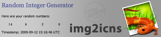 Como crear iconos en y para Mac OS X con Img2icns ( image to icons ) 9