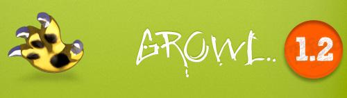Descarga Growl 1.2 para Mac OS X Snow Leopard 1