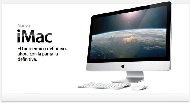 Nuevas iMacs con procesadores Penryn y un bus frontal más rápido 2
