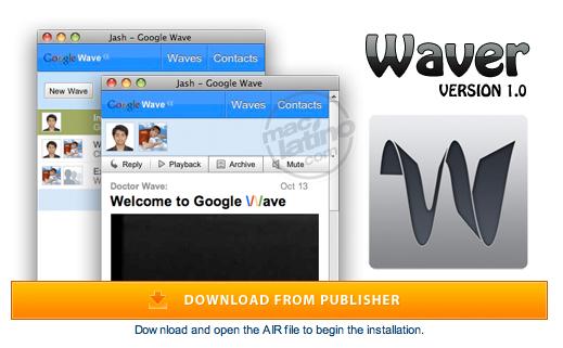 A Google Wave se lo trago la Ola 5