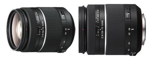 28-75mm F2.8 SAM FX