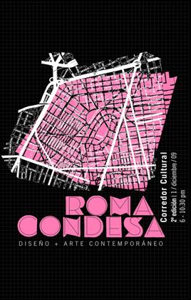 Corredor Cultural Roma-Condesa 2da Edición 1