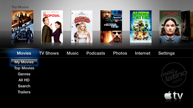 Nito TV, la primera App para Apple TV 4