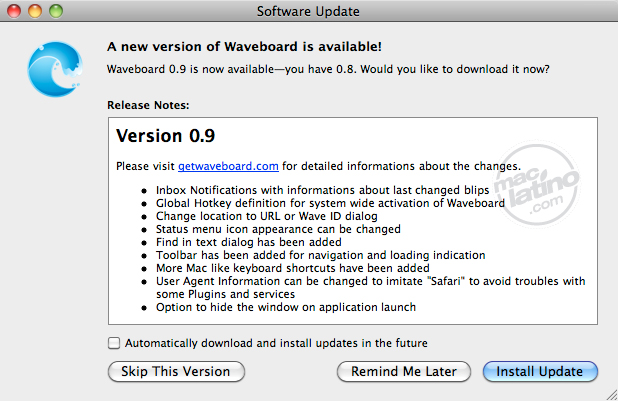 iTunes 9.0.2 para Mac OS X y para Windows 2