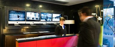 Hotel de Londres cambia sus Tv's por iMacs 1