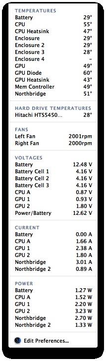 Intel revela  posible MacBook Pro con procesador Intel Core i5 5