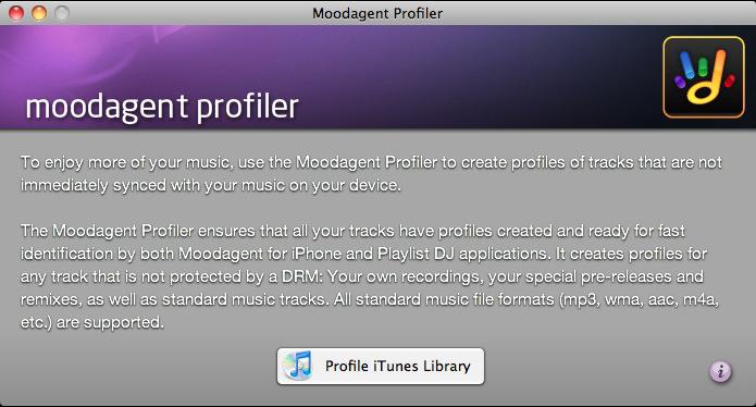 Maclatino App Review: Moodagent