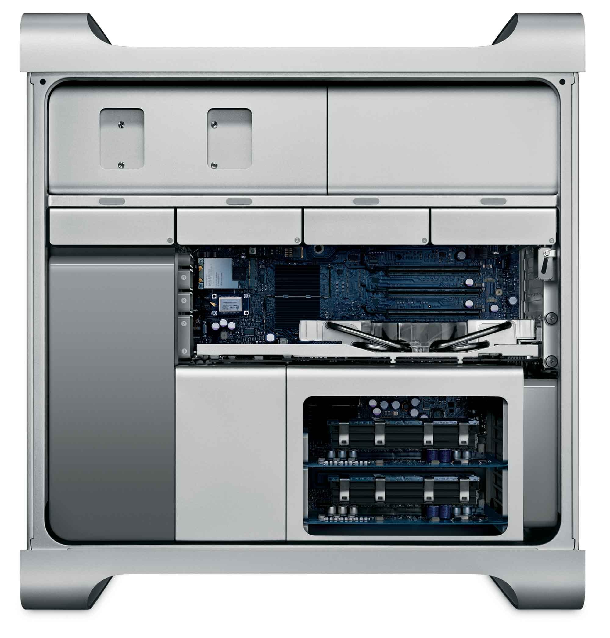 Silenciosamente Apple Actualiza su Mac Pro!!! 8