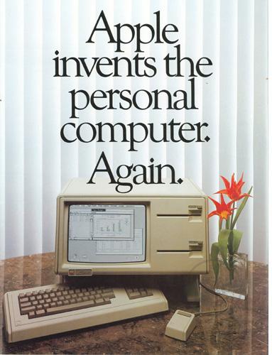 Los ratones de Apple, del 1983 al 2010 22