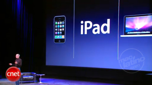 Comparativa de presentaciones del iPad y el Microsoft Surface 1