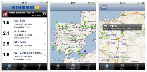 Estreno en Maclatino: App Ratings 4