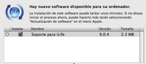 Descarga iLife Support 9.0.3 7