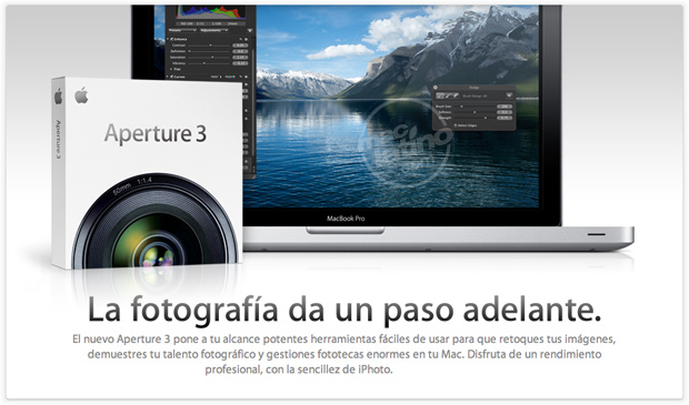 Descarga de Aperture 2.1.3 disponible 3