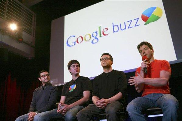 Gmail vitaminado con Google Buzz 2