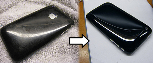 Pule tu iPhone y dale un nuevo brillo 1