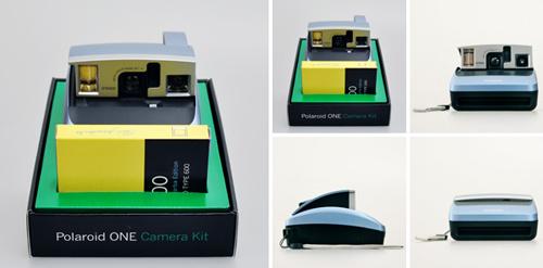 Polaroid 600 One Camera