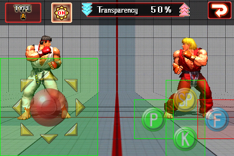 Cammy y Zangief llegan a Street Fighter para iPhone/iPod Touch 5