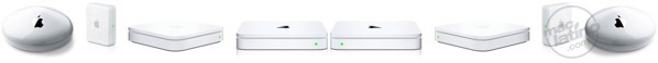 Nuevos Time Capsule y Airport Extreme 4