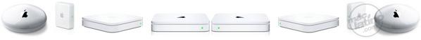 Apple actualiza la capacidad de Time Capsule, ahora a 2TB 7