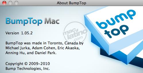 Convierte tu escritorio a 3D con BumpTop 3