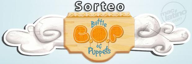 Sorteo de Battle of Puppets para iPhone/iPod Touch 1