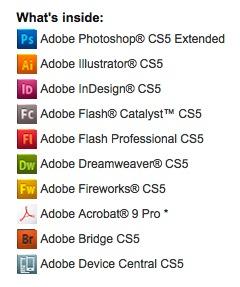 Descarga ya la versión de prueba de Adobe Premium CS5 2