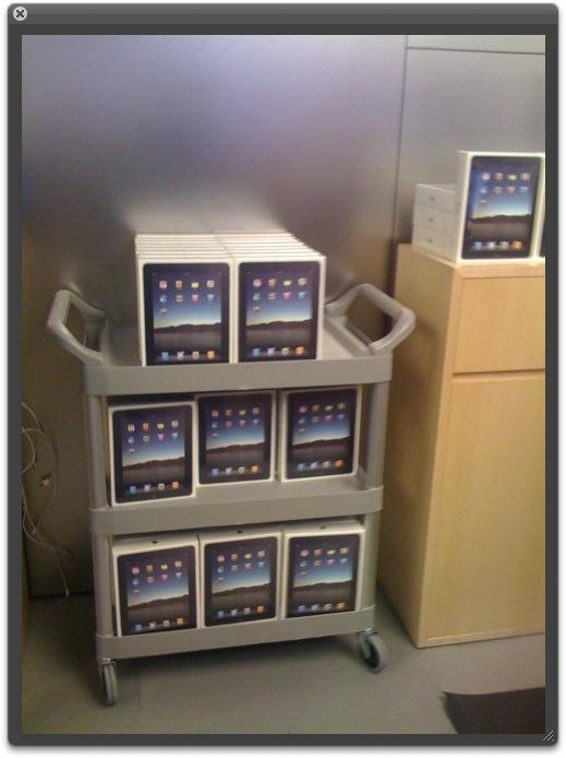 Primeras imagenes de Unboxing de un iPad 3