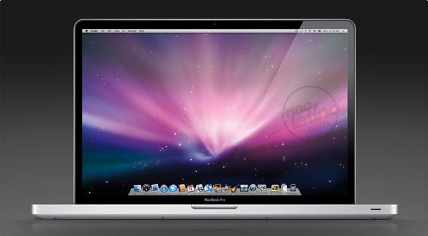 Macbooks Pro son renovadas tal como se había predicho... 2